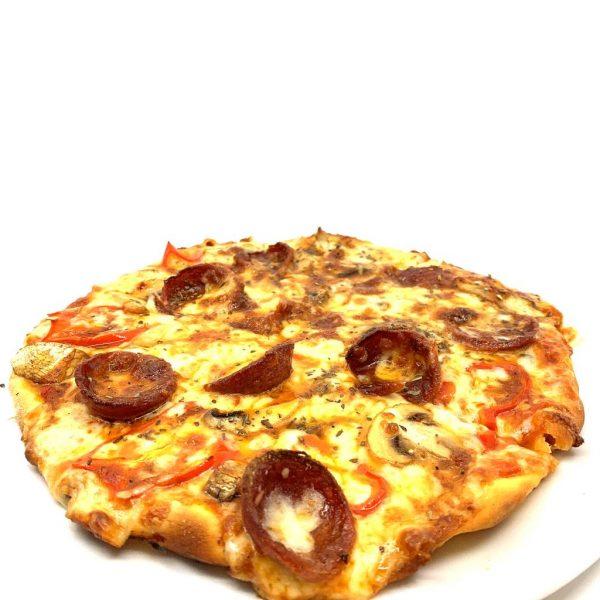 Acı Lezzet Pizza