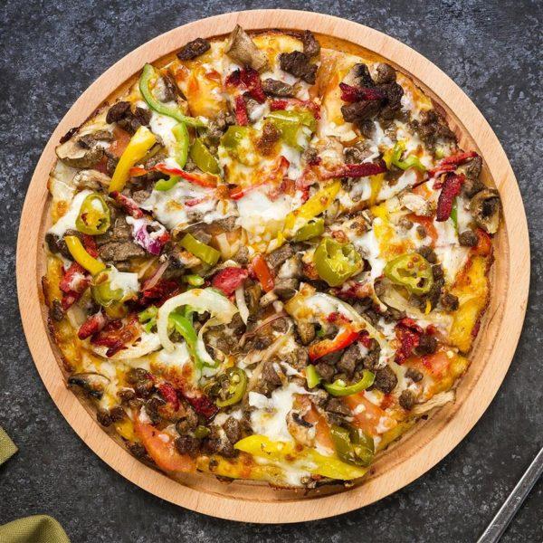 Şefin Özel Pizzası