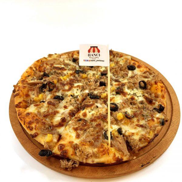 Ton Balıklı Pizza