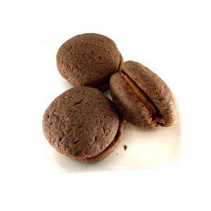 Duble Çikolatalı Kuru Pasta 1 Kg