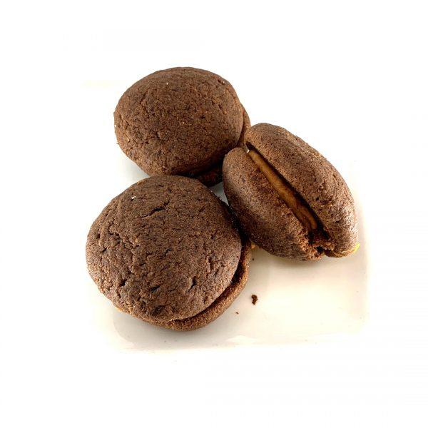 Duble Çikolatalı Kuru Pasta