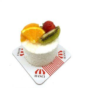 Karışık Meyveli (Klasik) Adet Pasta