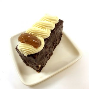 Kestaneli Karamelli ( Klasik ) Adet Pasta