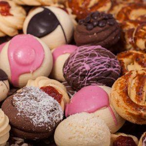 Tatlı – Tuzlu Karışık Kuru Pasta